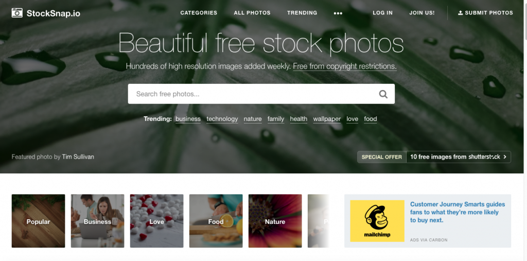 Free Places to Get Stock Photos   Where to Get Stock Photos for Free   How to Get Photos for Your Website   Where Do I Find Photos for My Website?   How Do I Get Photos for My Website?   Places to Find Free Stock Photos Online
