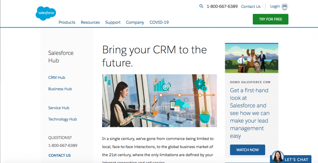 Top CRMs for Small Businesses | Best CRMs for 2021 | The Ultimate Guide to CRMs | How to Find the Right CRM | What to Look for in a CRM